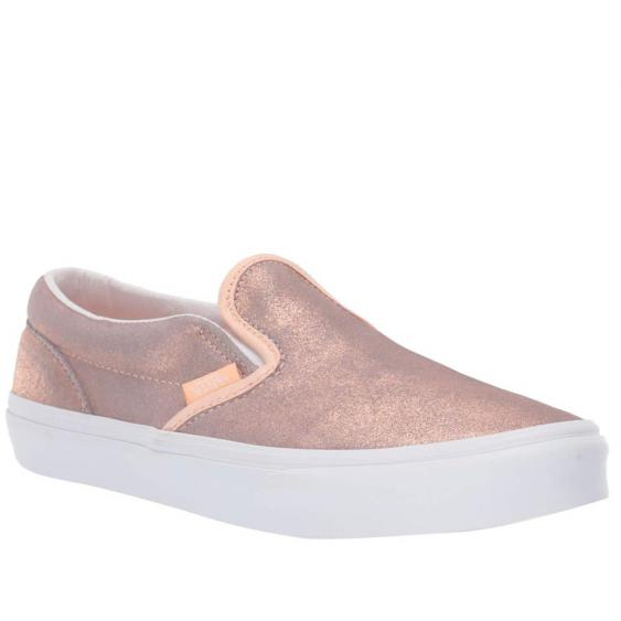 Vans Classic Slip-On Rose Gold/ Rose Gold VN0A4BUTT61 (Youth)