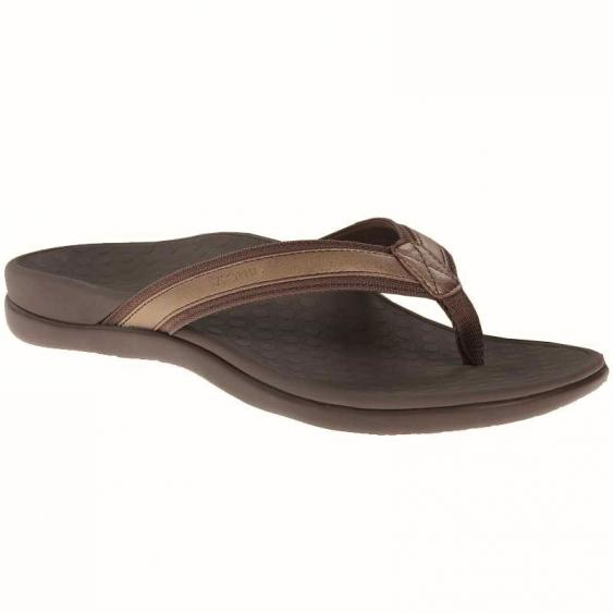 Vionic Tide II Bronze Metallic (Women's)