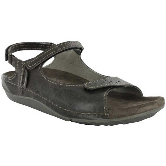 Wolky Cortes Slate Cartago Leather 530-902 (Women's)