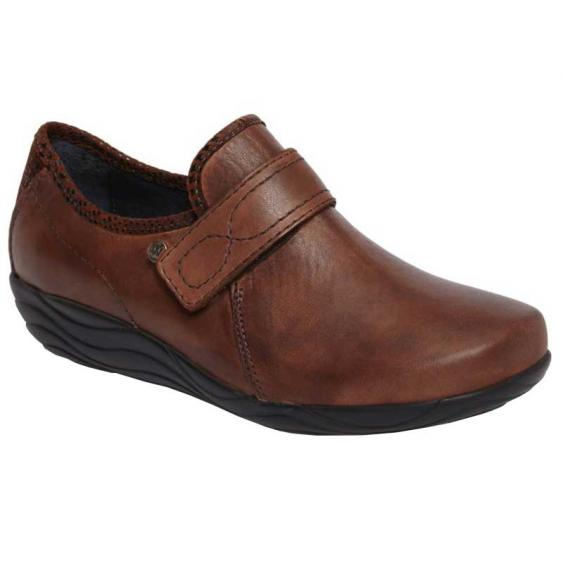 Wolky Desna Cognac Mighty 1802-543 (Women's)