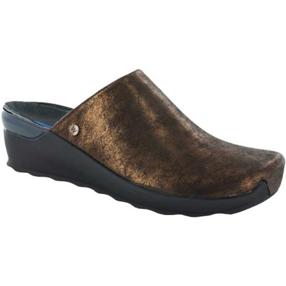 Wolky Go Copper Marley Leather 2575-636 (Women's)