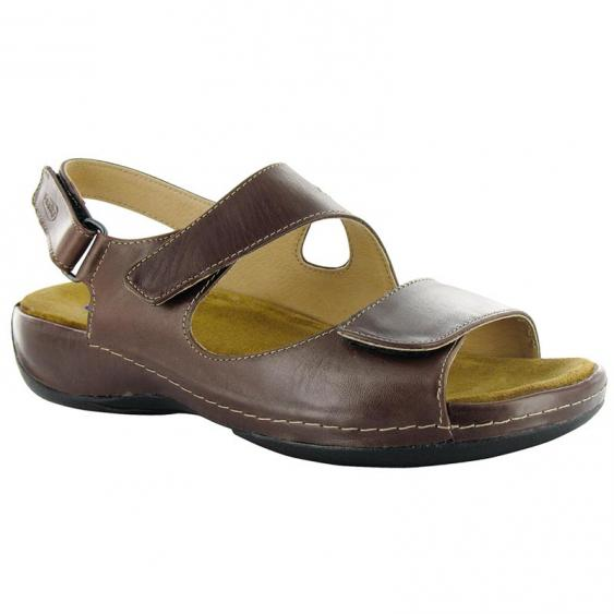 Wolky Liana  Cafe Leather 315-348 (Women's)