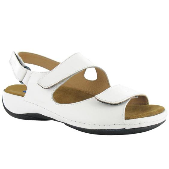 Wolky Liana White 315-310 (Women's)