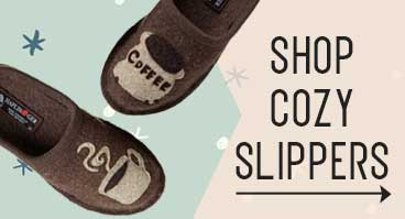 Shop our selection of slippers